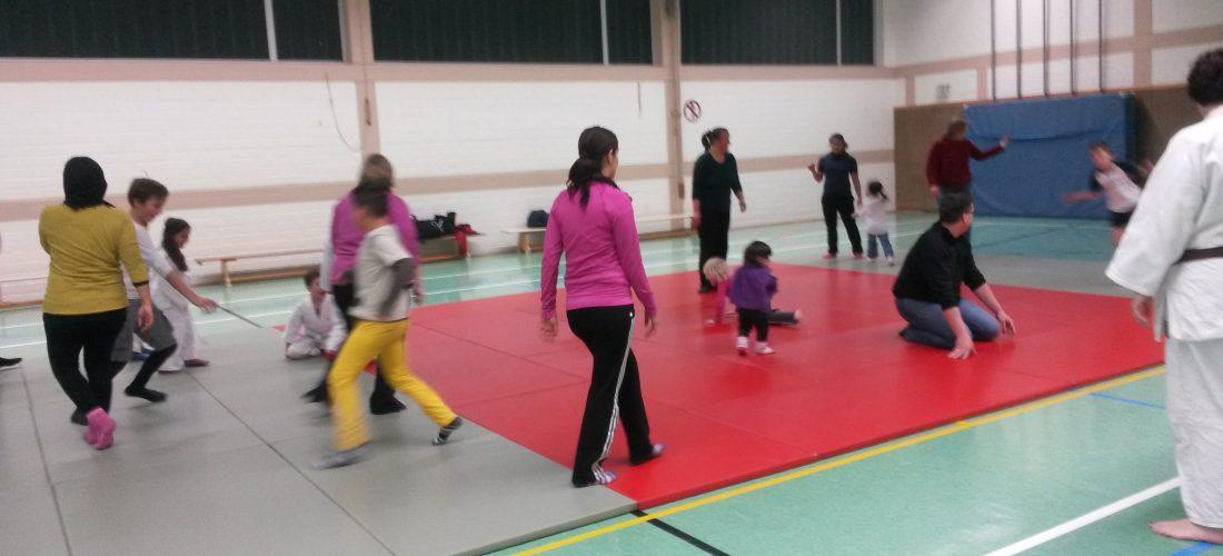 Judo ist ein Therapiesport