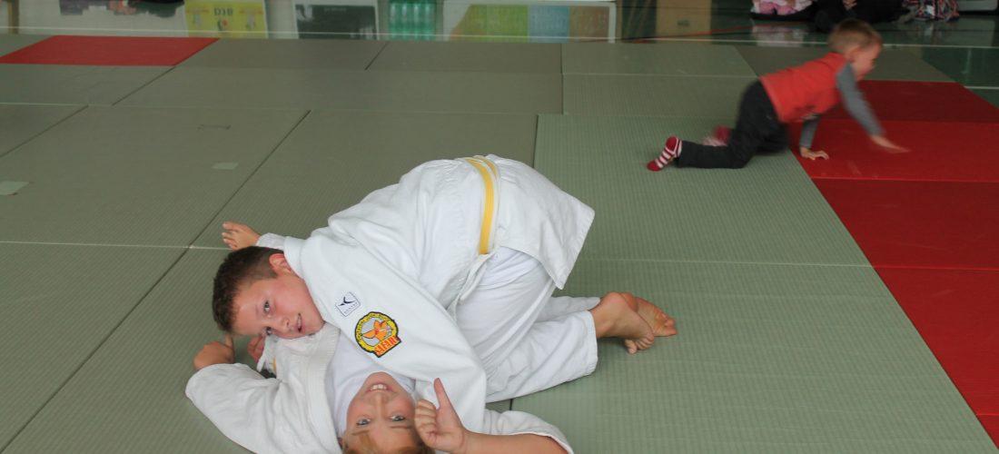 Judo ist Selbstverteidigung