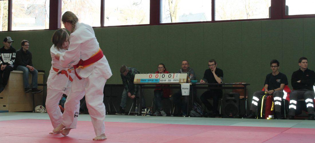 Judo ist ungefährlich