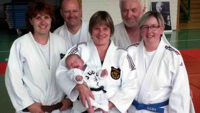 Judo für Eltern und Erwachsene